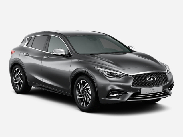 Infiniti Q30 2.2D City Black Edition 5Dr Dct [awd] Diesel Hatchback